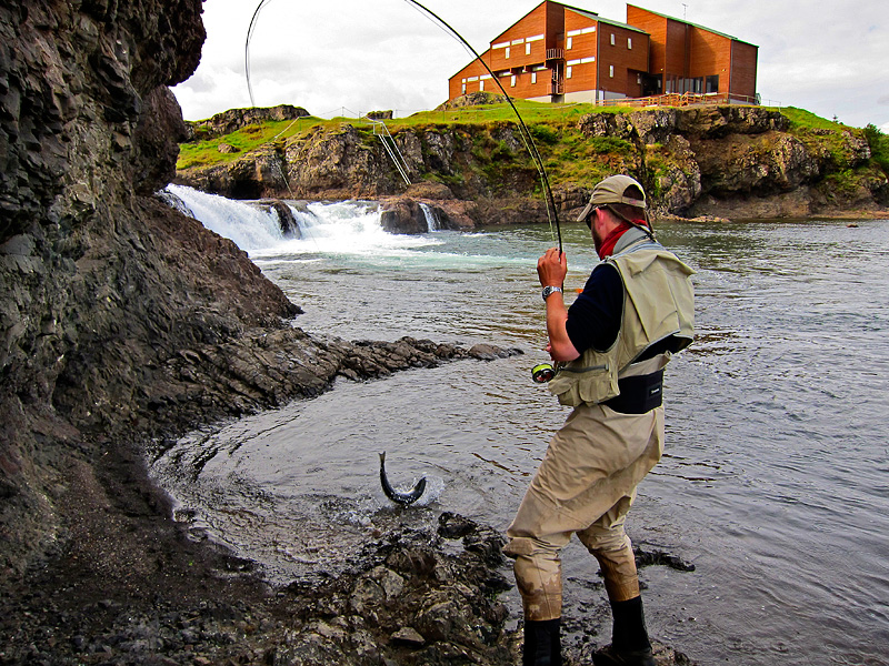 Grimsa river in iceland fishing permits for grimsa river for Fishing in iceland