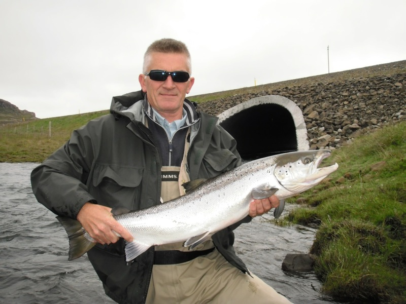 Jokla river fishing at jokla river in iceland salmon for Fishing in iceland