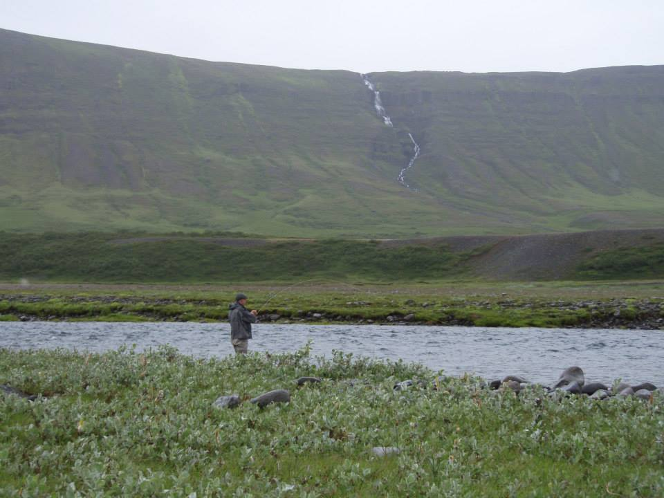 Hofsa river in iceland salmon fishing in iceland for Fishing in iceland
