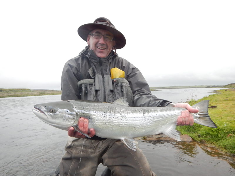 West Ranga - Salmon fishing