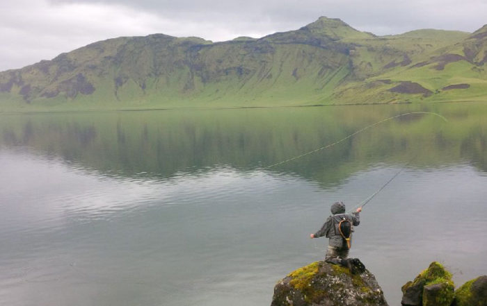 Lake Heidarvatn