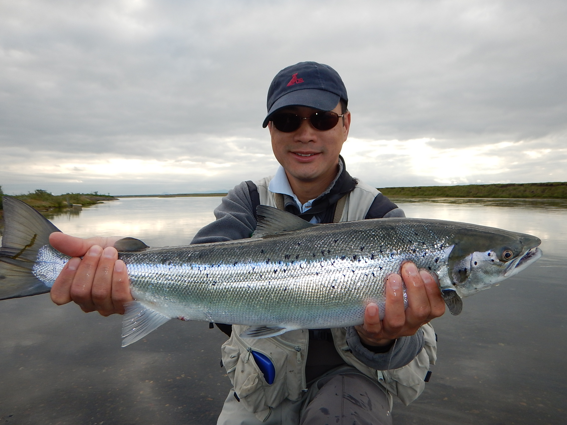 Salmon fishing in iceland salmon tours from reykjavik for Fishing in iceland
