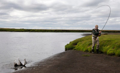 Fishing in Iceland in 2018
