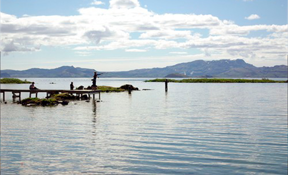 Lake Thingvellir