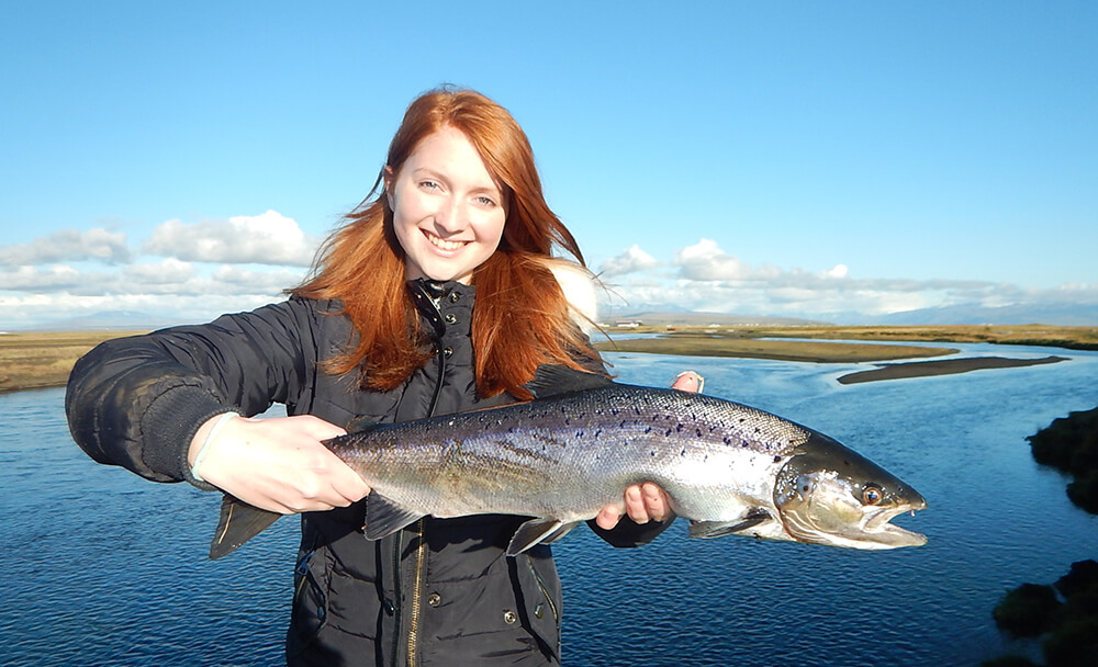 Salmon fishing in iceland for Fishing in iceland