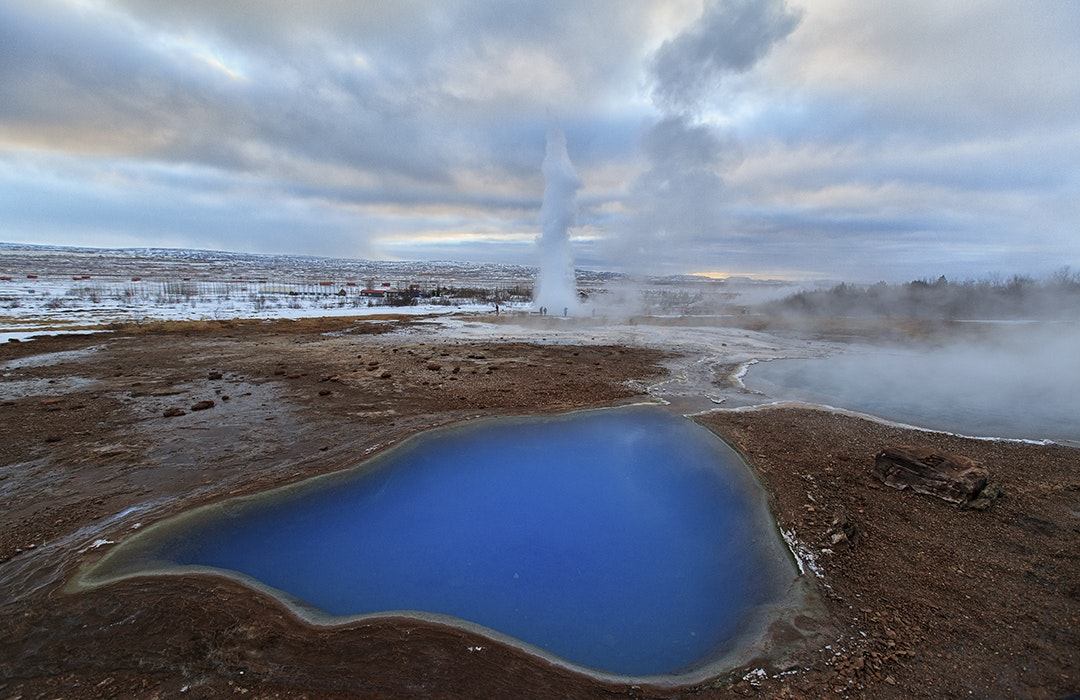 Sightseeing tours in Iceland